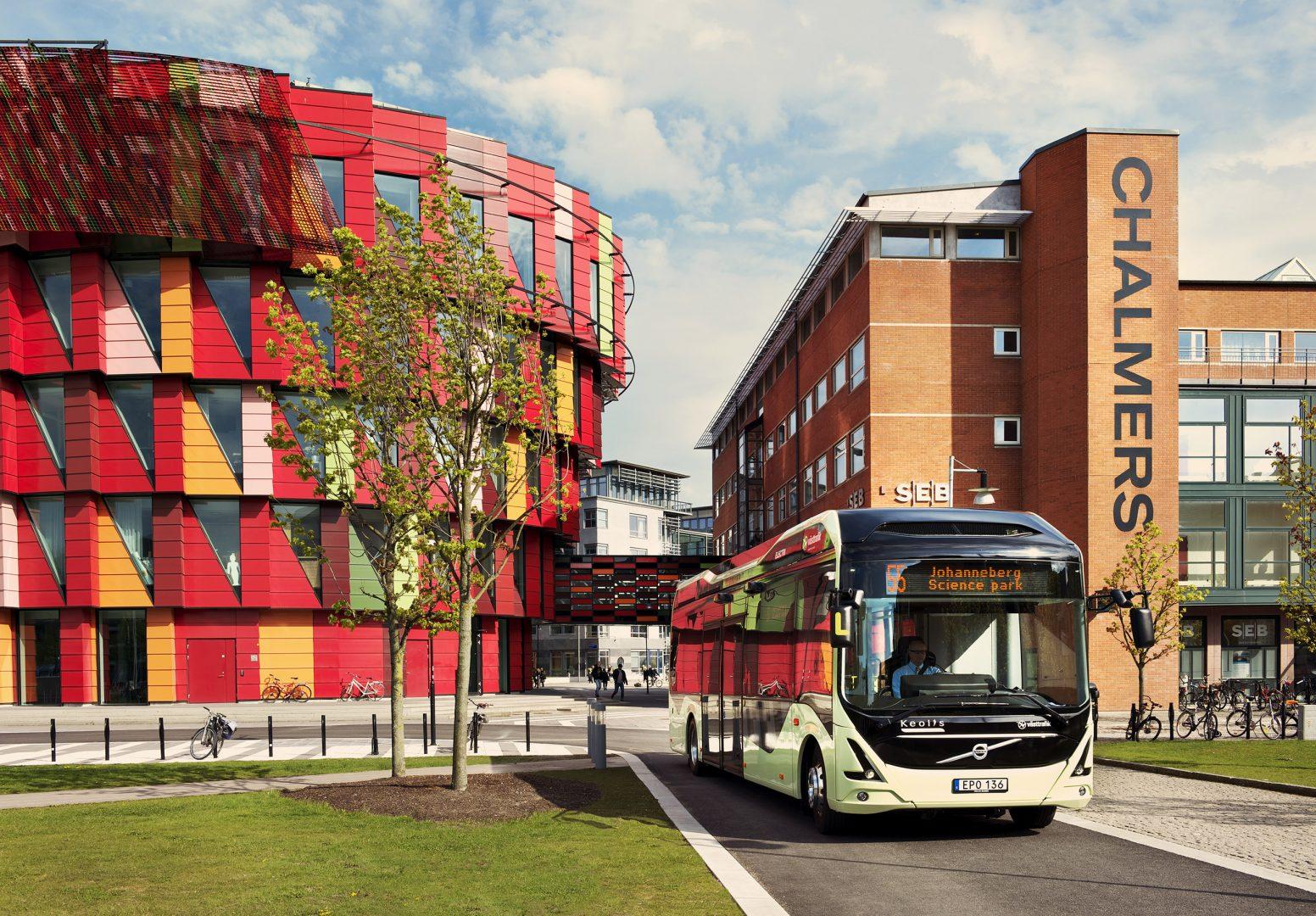Volvo recibe el mayor pedido de autobuses eléctricos hasta la fecha