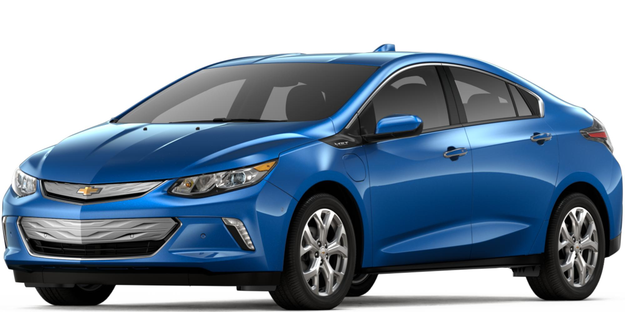 Chevrolet Volt: el coche eléctrico de rango extendido