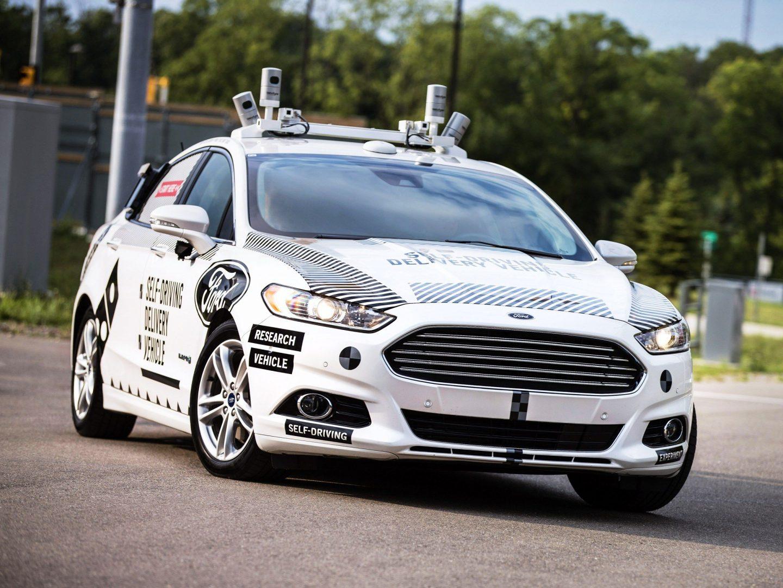 Ford invertira 4.000 millones de dolares el desarrollo de su coche autónomo