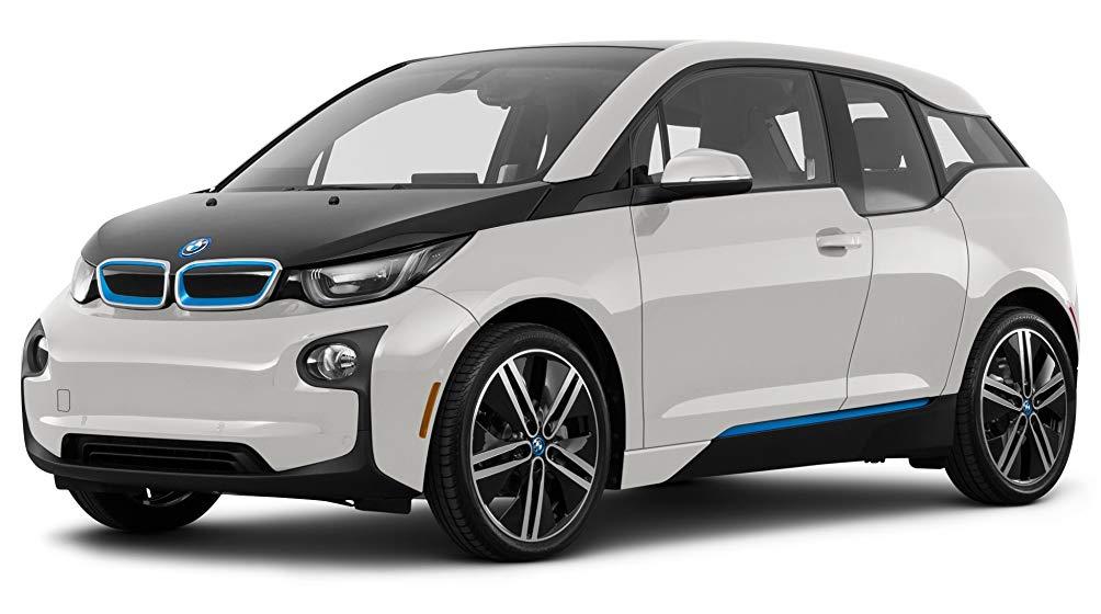BMW i3: el primer eléctrico 100% de la marca