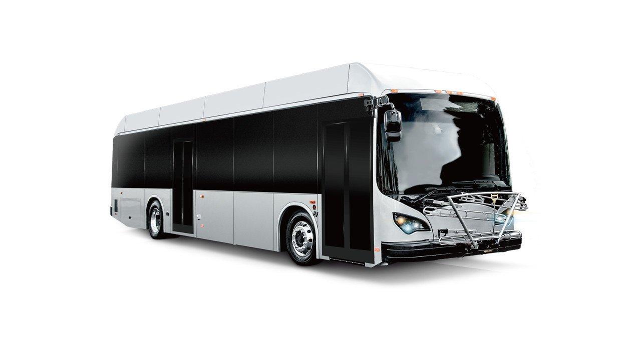 byd autobus eléctrico