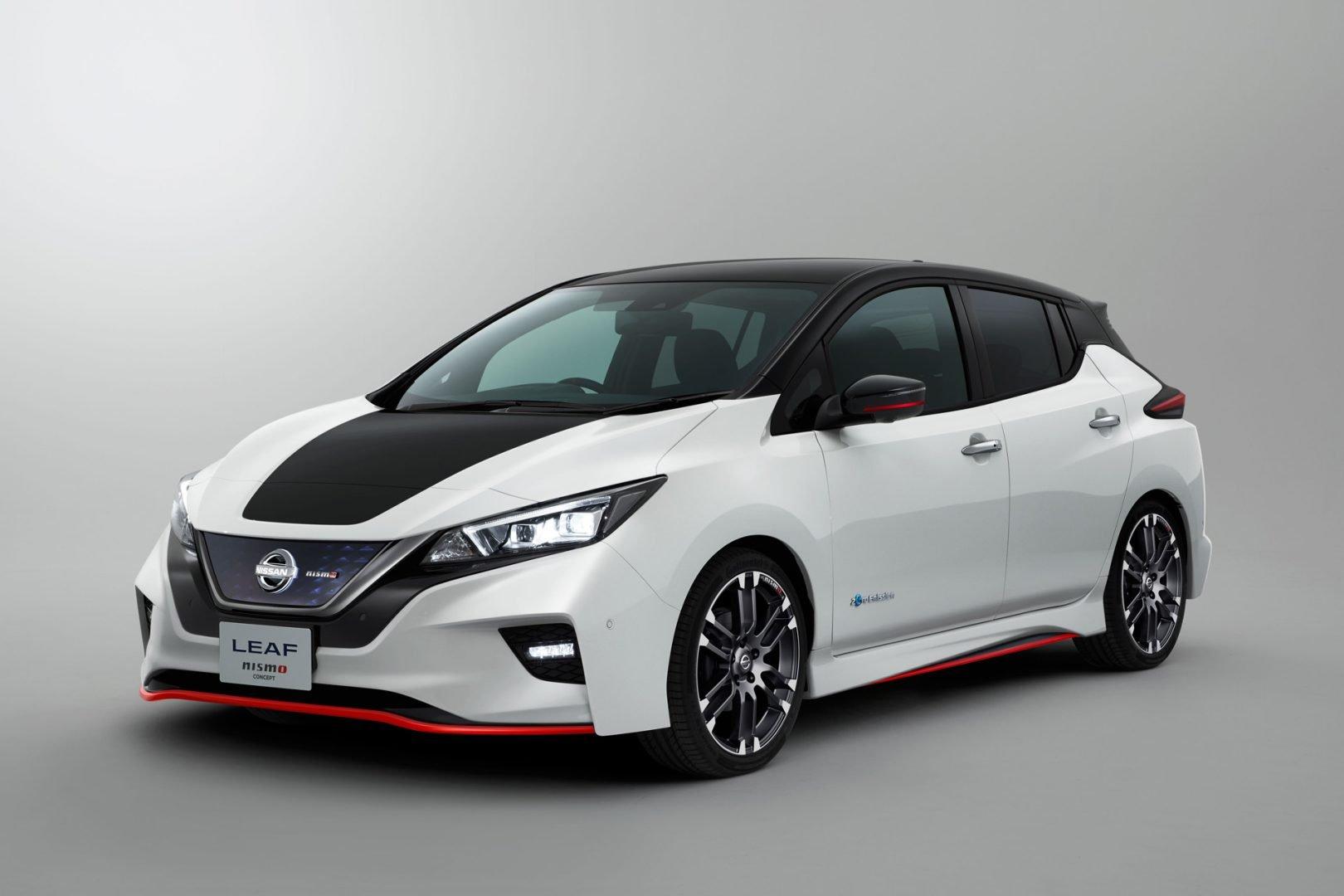 El Nissan Leaf Nismo será realidad, pero solo para el mercado nipon