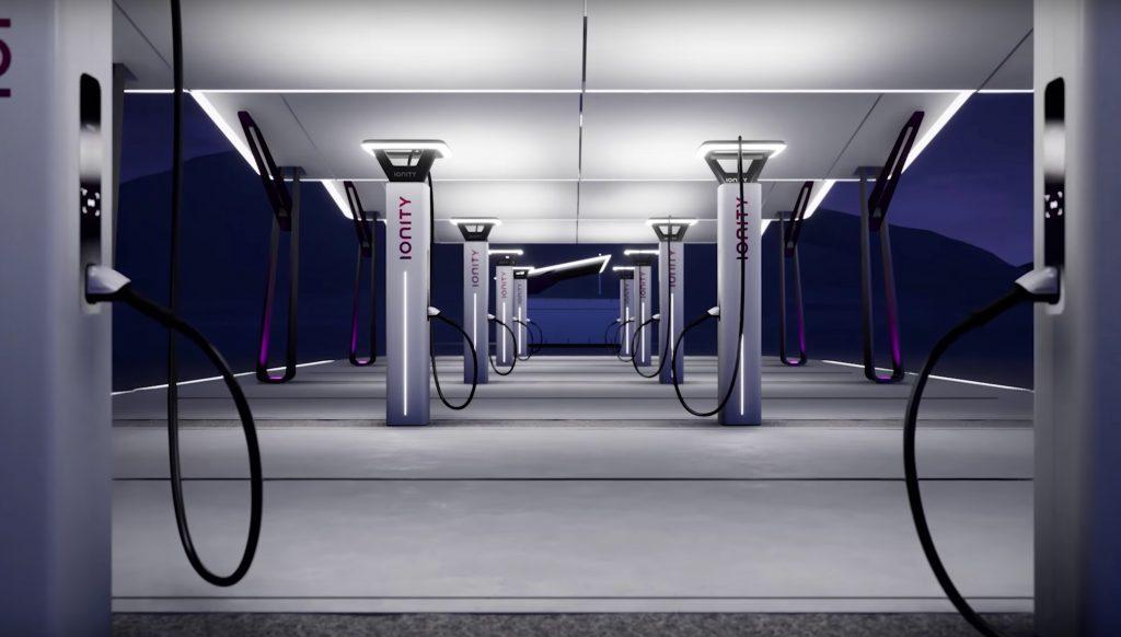 Ionity electrolineras de coches eléctricos