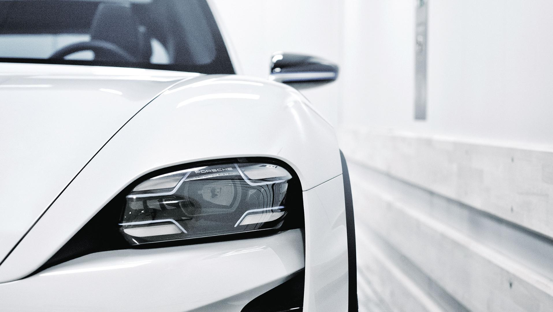 Anunciadas las especificaciones técnicas del Porsche Taycan