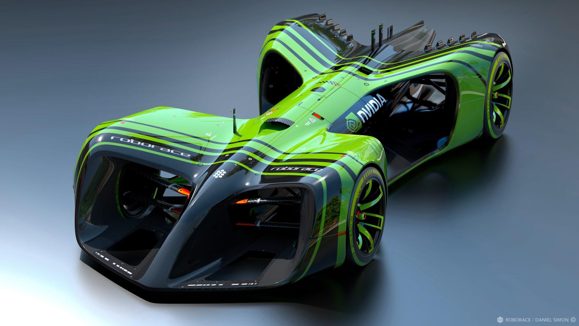 Roborace: las carreras de coches eléctricos autonomos