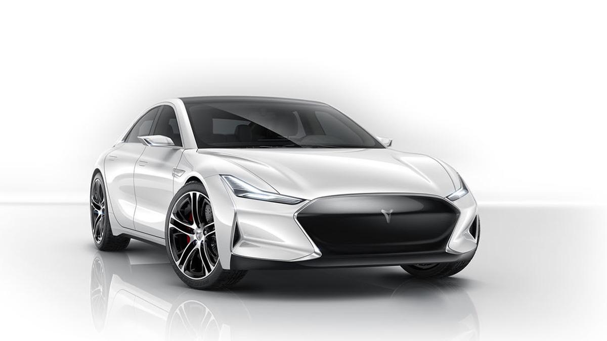 Tesla tiene su copia china: Youxia