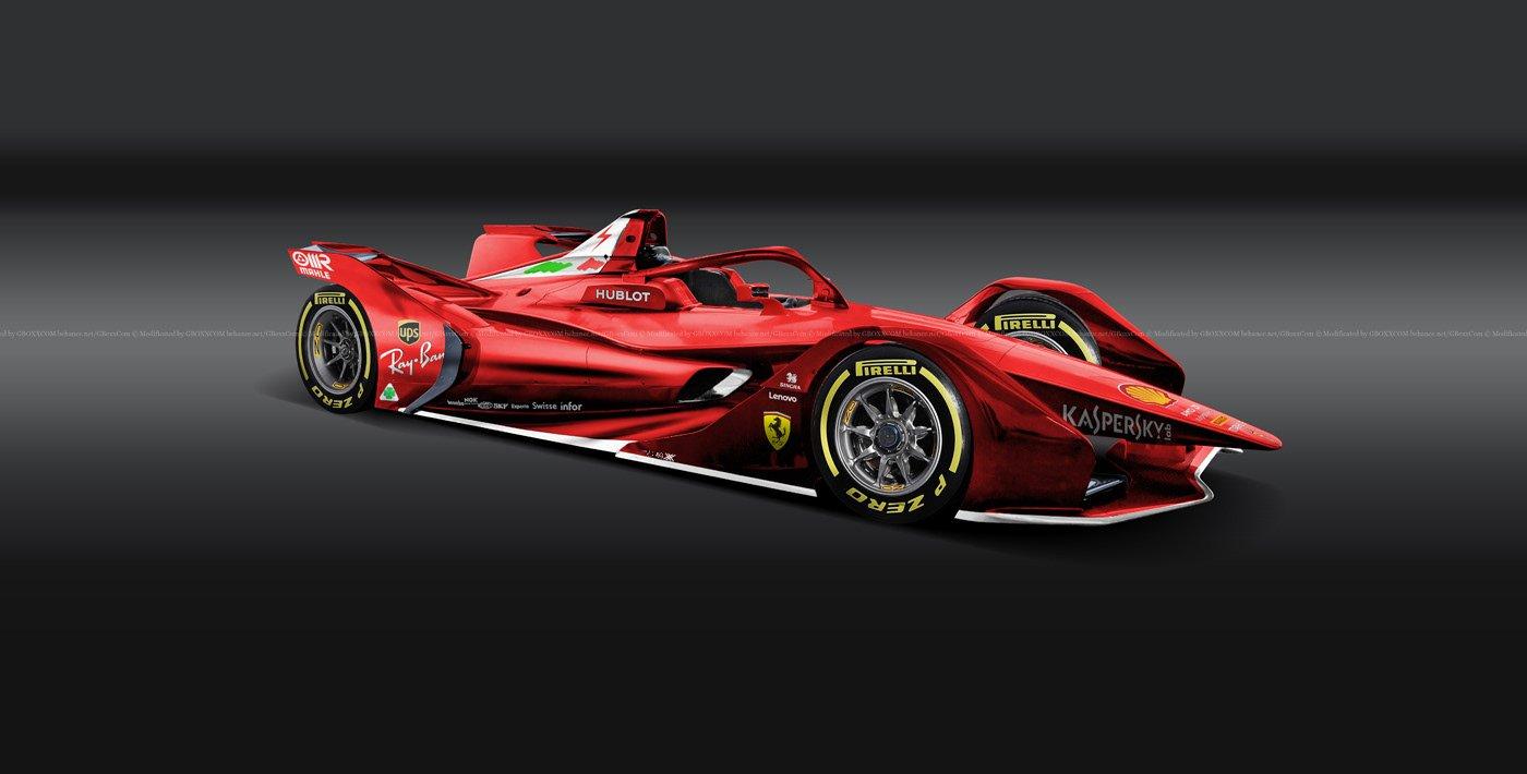 Formula E de Ferrari