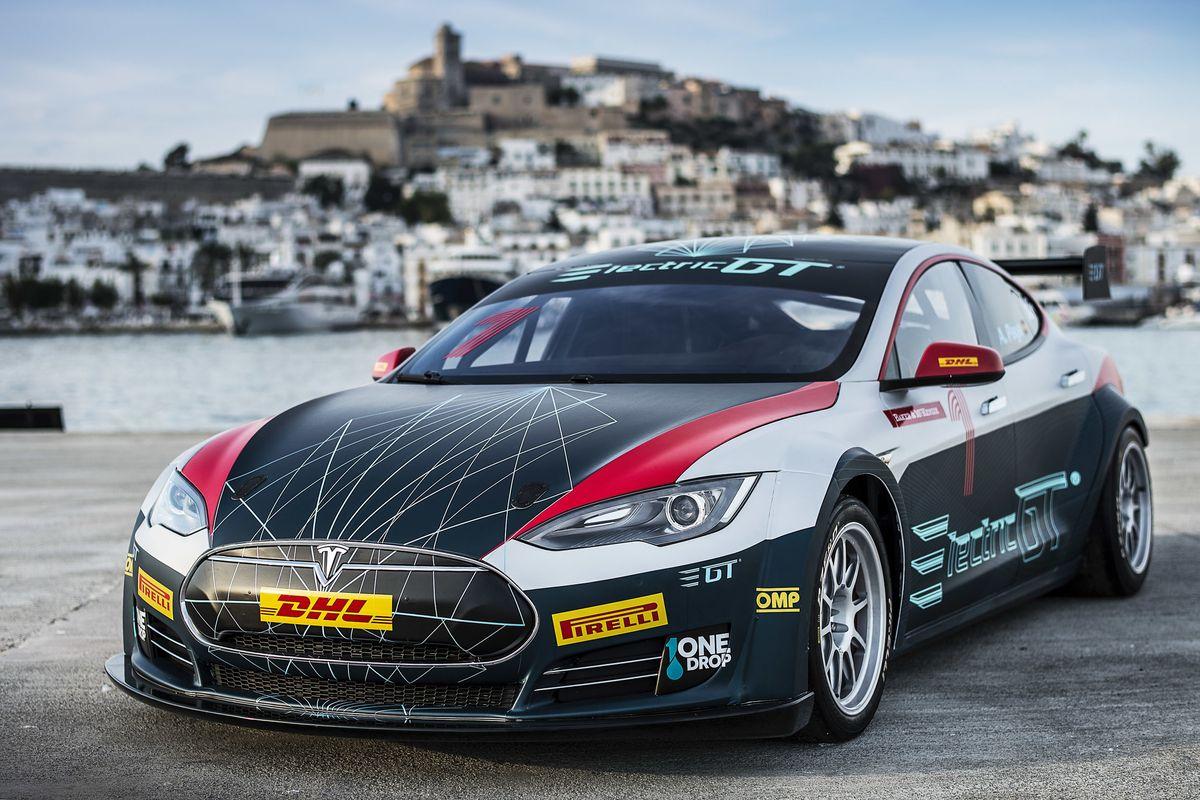 Electric GT la nueva competición eléctrica
