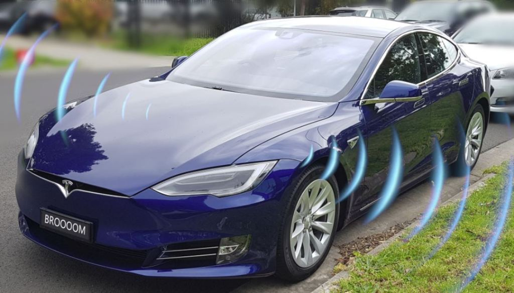 Los coches eléctricos ruidosos a partir de 2019