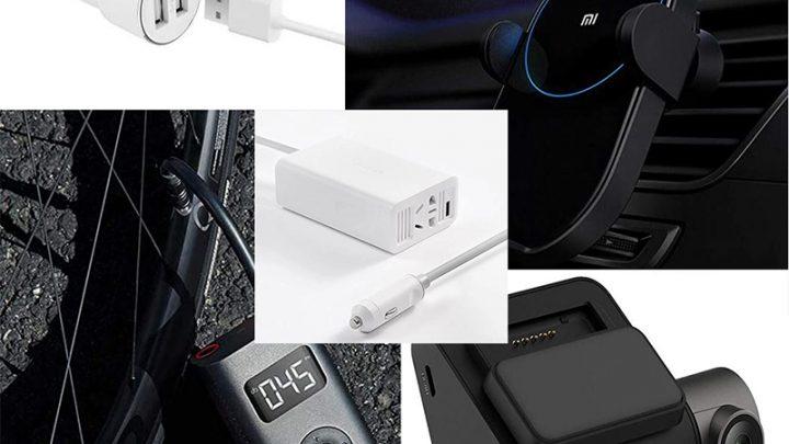 Los 8 accesorios imprescindibles para tu coche de Xiaomi