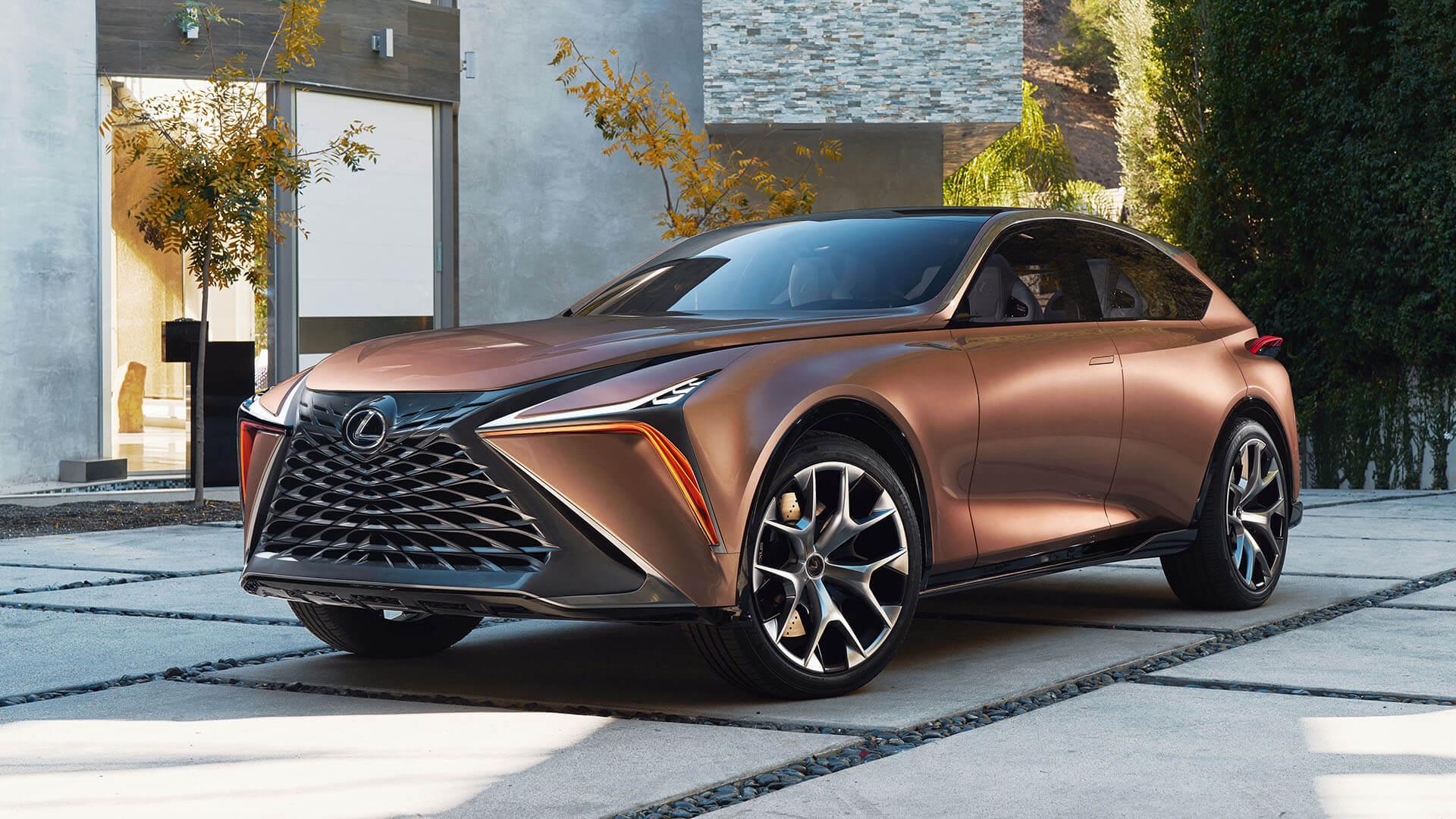 Lexus quiere proporcionar todas las motorizaciones incluso totalmente eléctrico