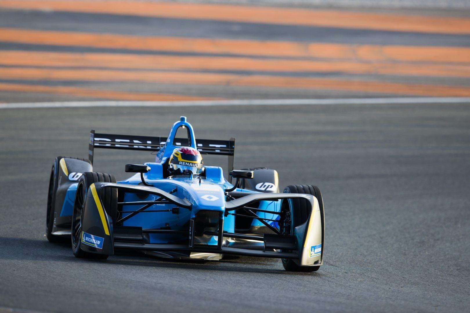 Formula E Renault