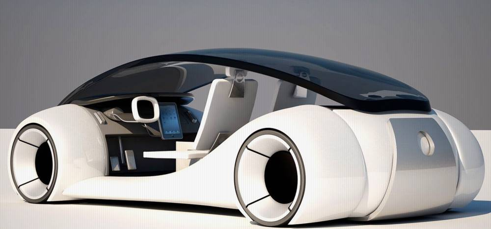 El iCar de Apple se lanzará entre 2023 y 2025