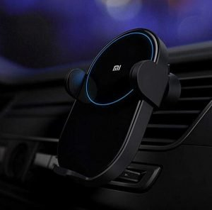 8 accesorios imprescindibles para tu coche de Xiaomi: Xiaomi Wireless charger car
