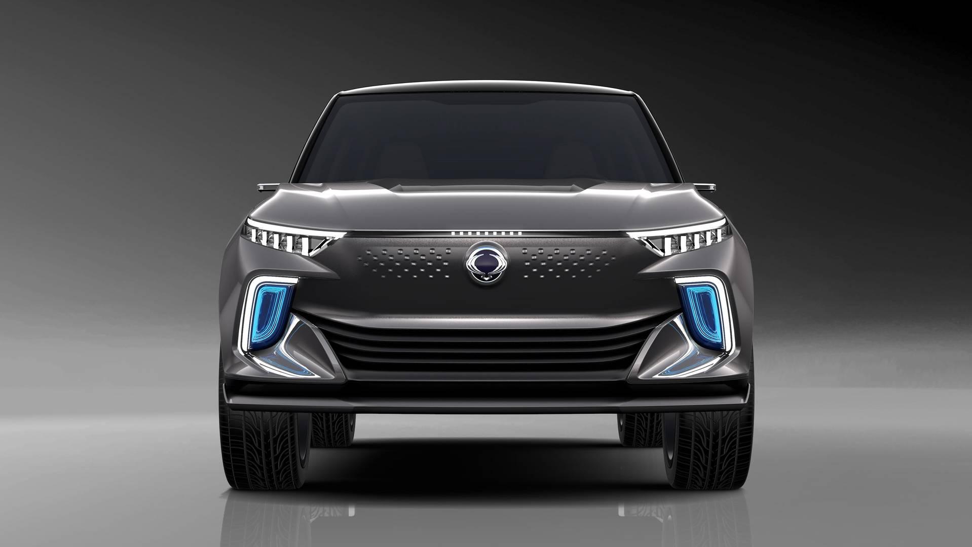 SsangYong quiere ser el primero en tener un pickup eléctrico