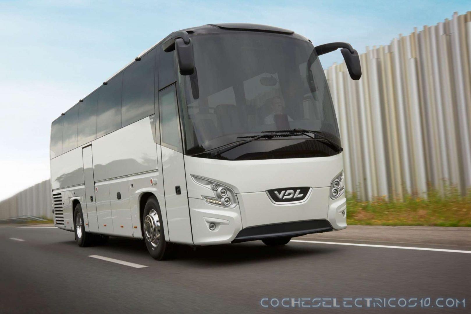 Rotterdam tendrá autobuses eléctricos