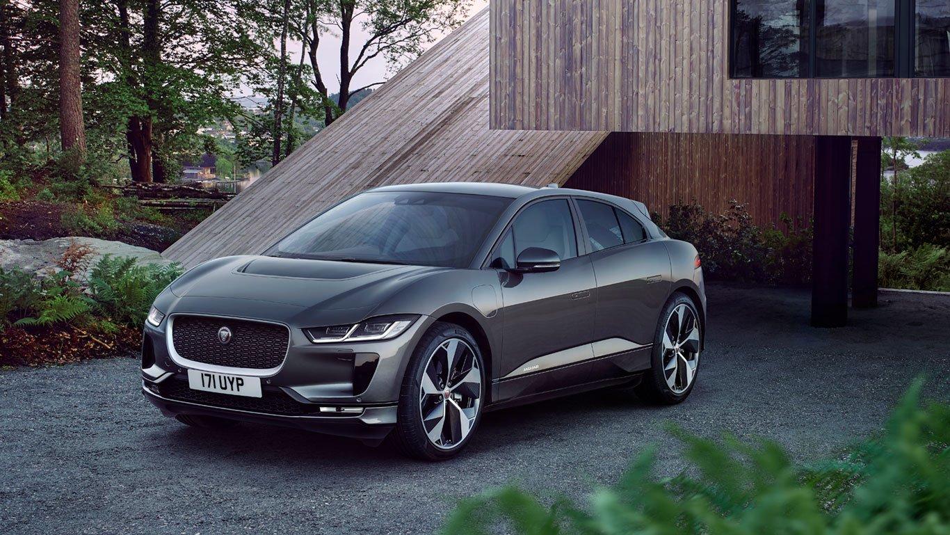 Jaguar I-Pace, el primer eléctrico de la marca inglesa
