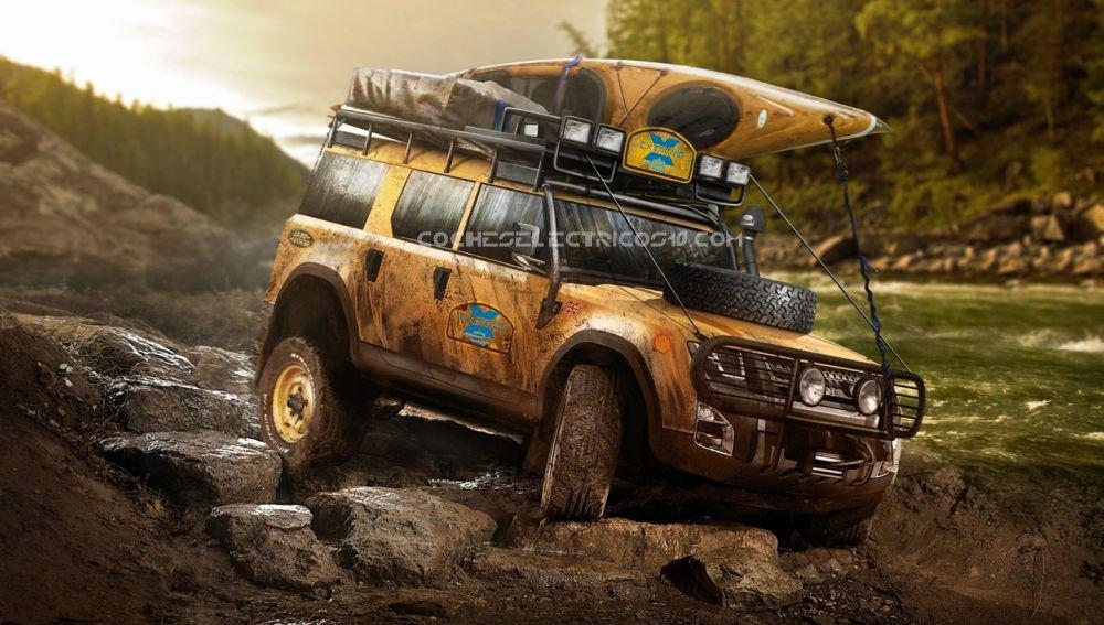 Extreme E, la nueva competición eléctrica de SUV