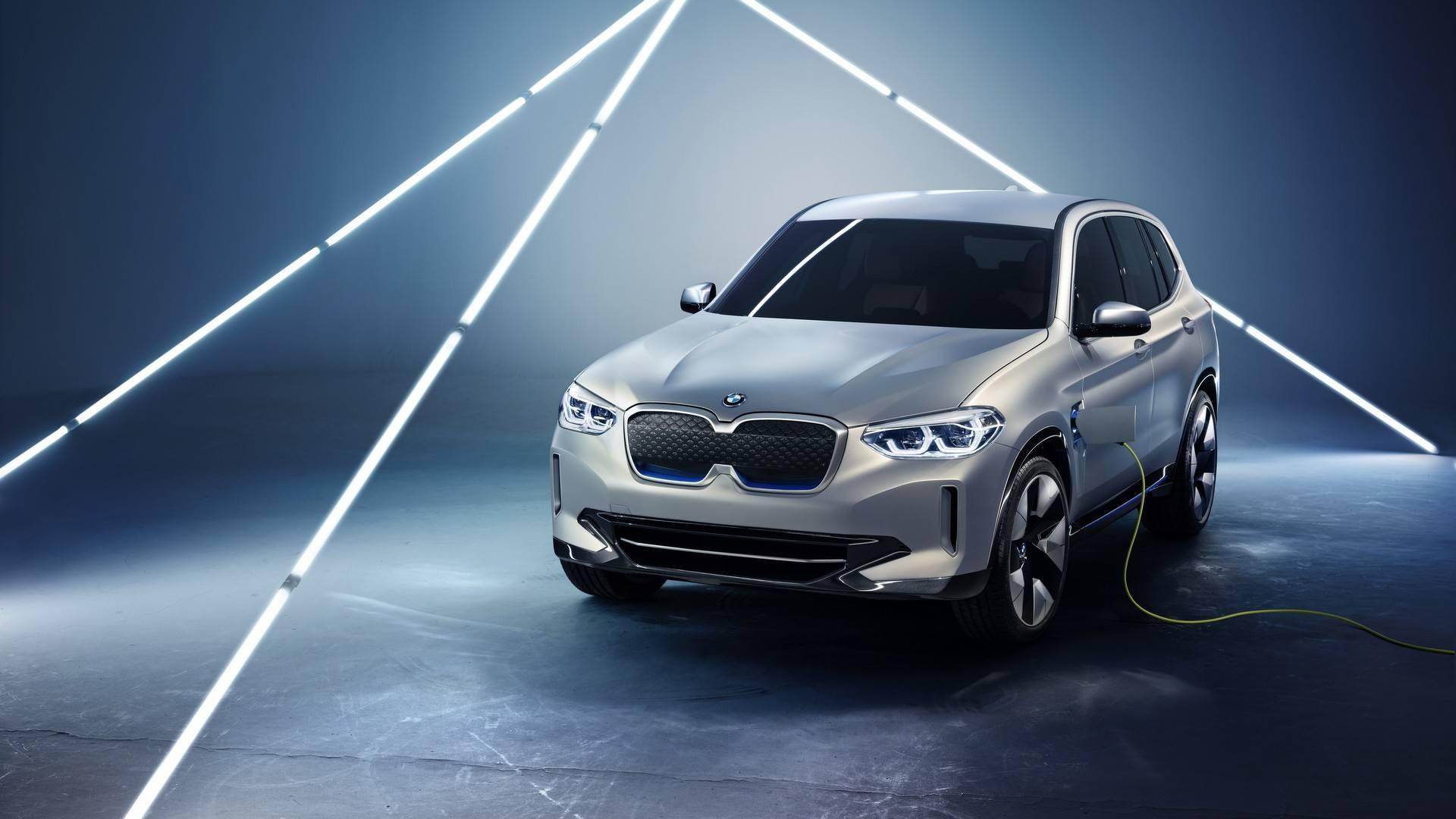 BMW iX3: la versión electrica del X3