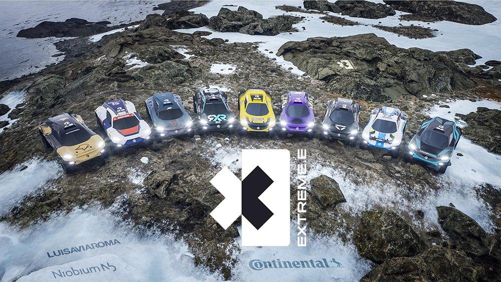 Extreme E: la nueva competición eléctrica de SUV