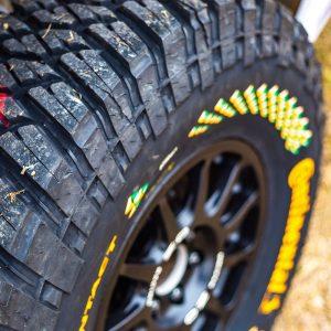 Neumáticos Continental para el ODYSSEY21