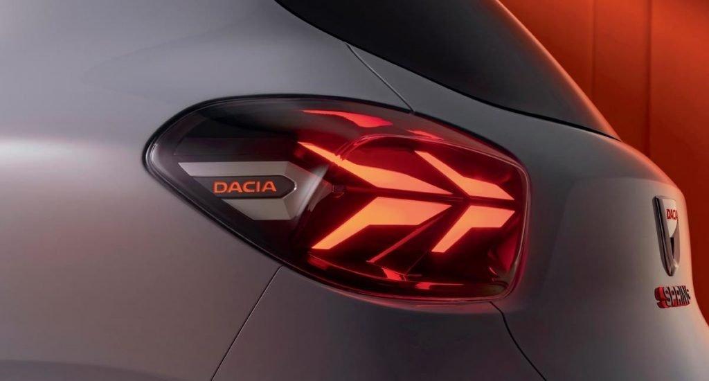 Dacia eléctrico