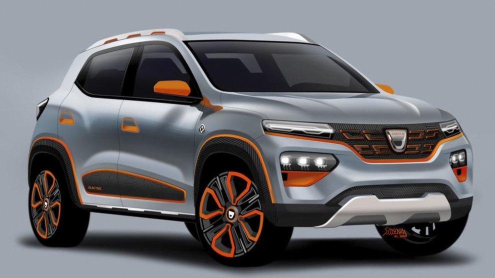 El Dacia eléctrico llegará en 2020