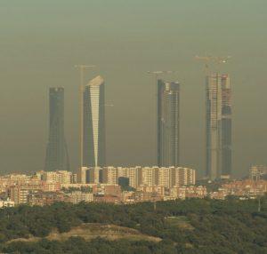 Madrid antes del confinamiento