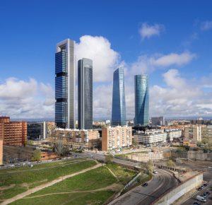 Madrid durante el confinamiento