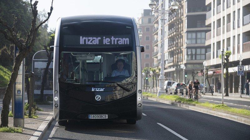 Irizar vende 29 autobuses a Francia