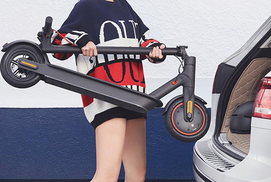 Fácil de transpor Patinete Xiaomi Scooter pro