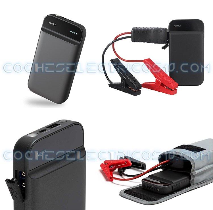 8 accesorios imprescindibles para tu coche de Xiaomi: 70mai Jump Starter