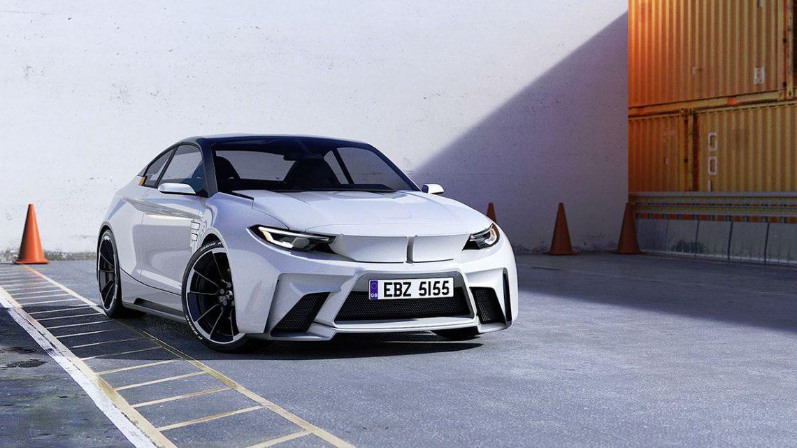 BMW iM2: así sería el BMW M2 eléctrico