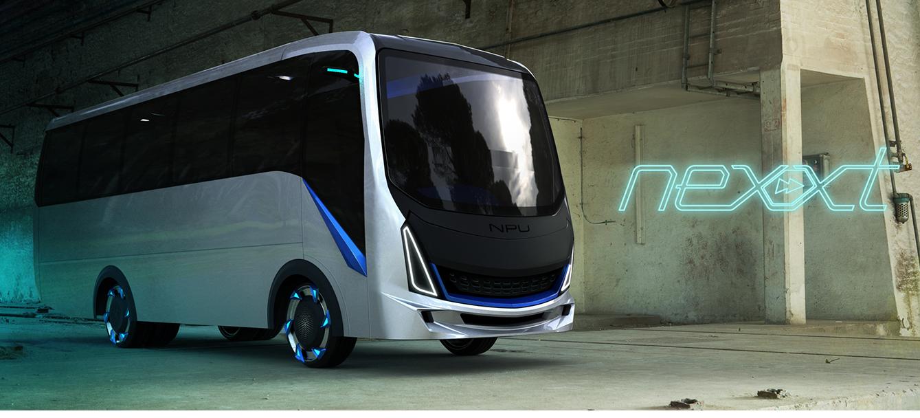 Nexxt: el autobús del futuro