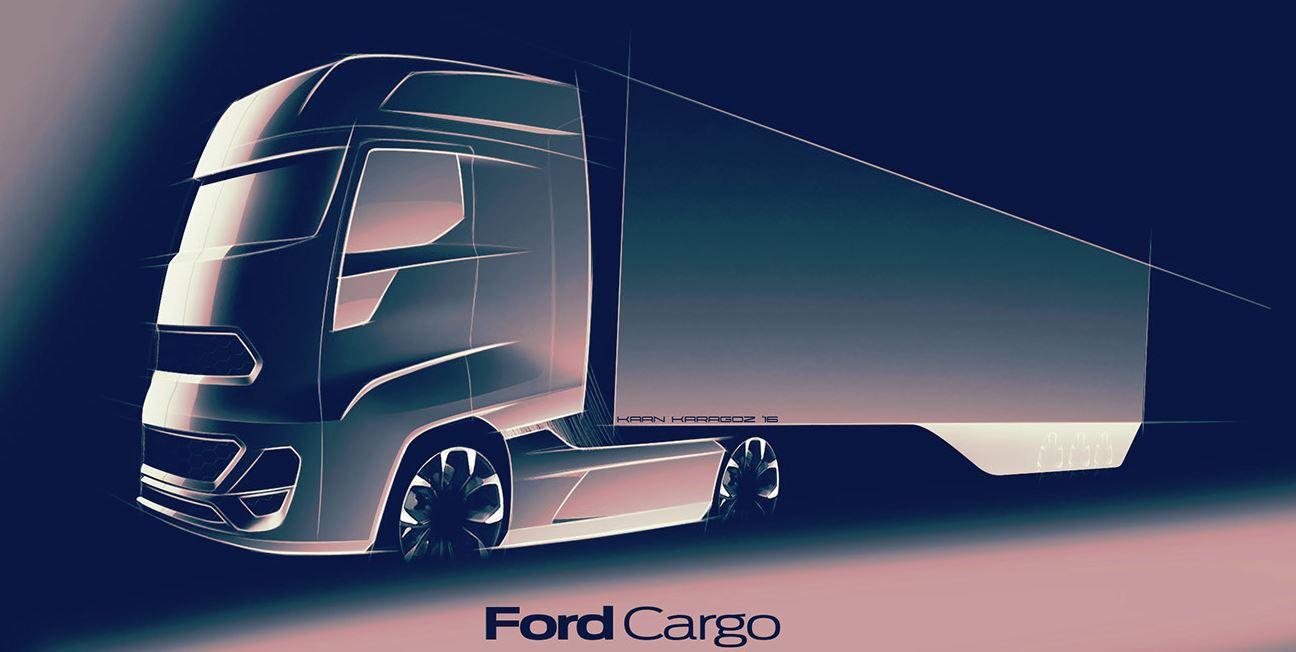 Ford Cargo: camión del futuro