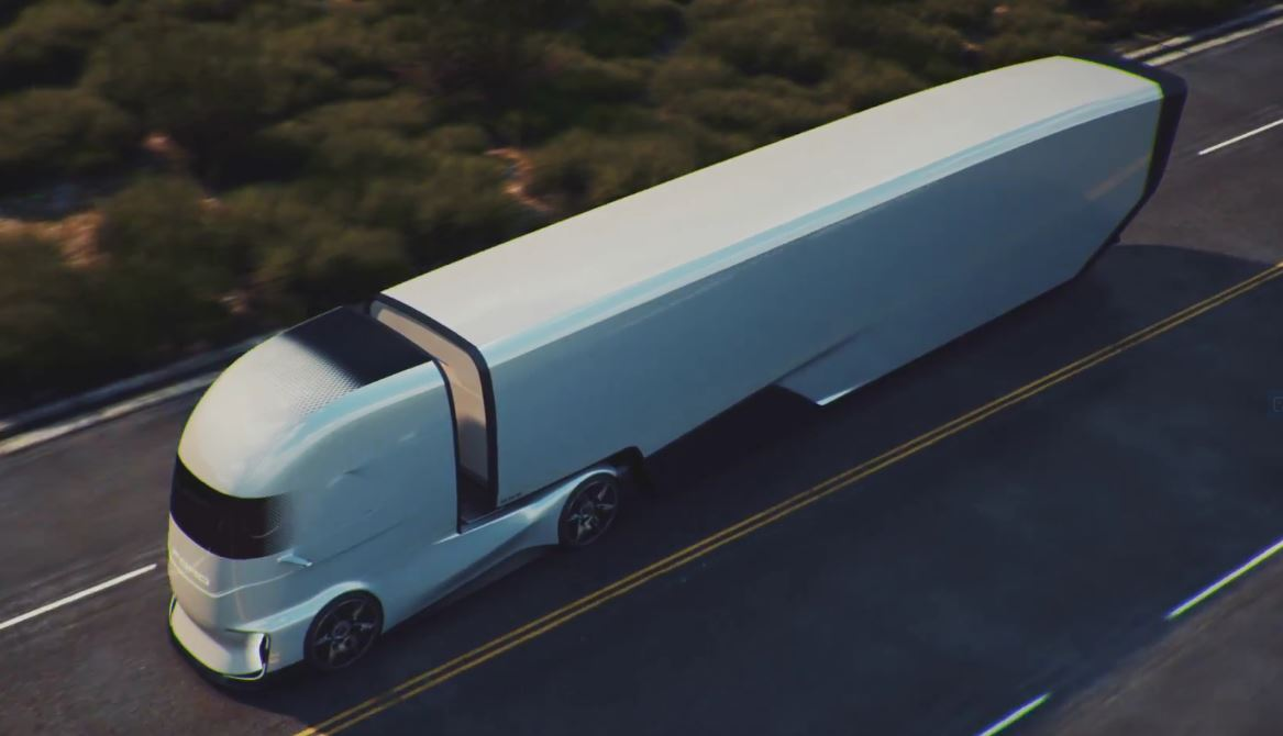 Ford F-Vision: camión del futuro