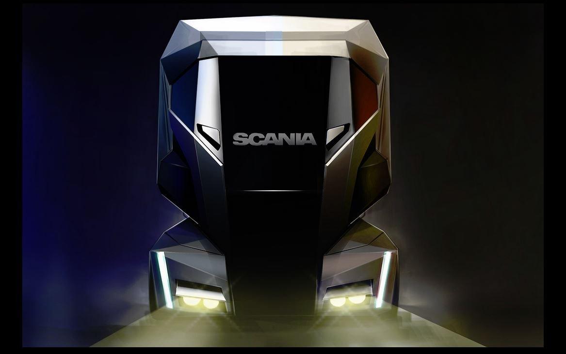 Scania concept: camión del futuro