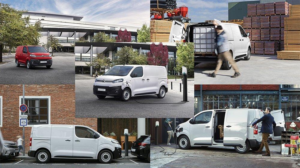 Citroën ë-Jumpy: 100% eléctrica