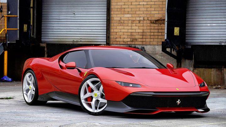 Ferrari eléctrico: llegará en 2025