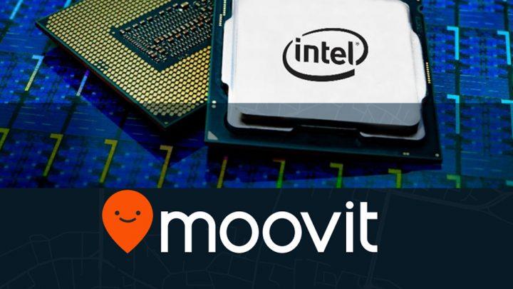 Intel compra Moovit: por 825M€