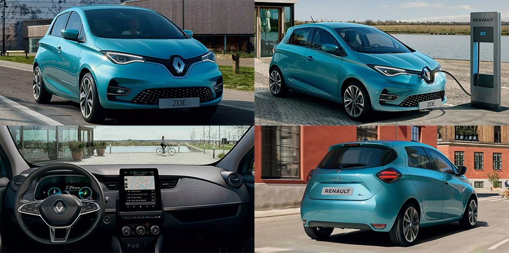 Renault ZOE 2020: información, wallbox, cables de carga y accesorios
