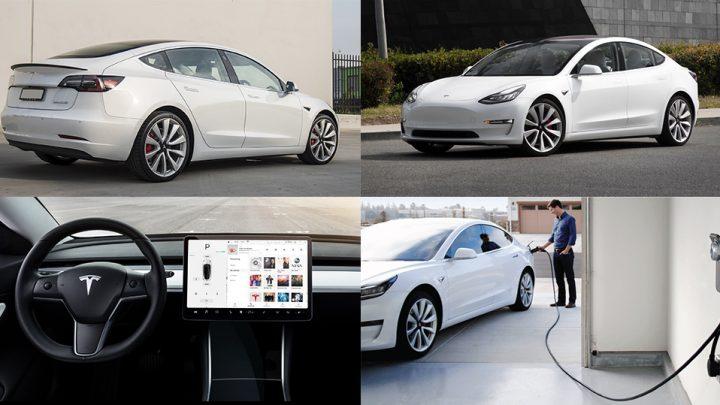 Tesla Model 3: información, wallbox, cables de carga y accesorios
