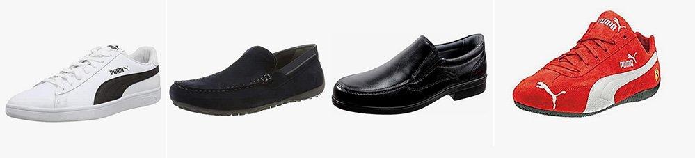 tipos de calzado para conducir