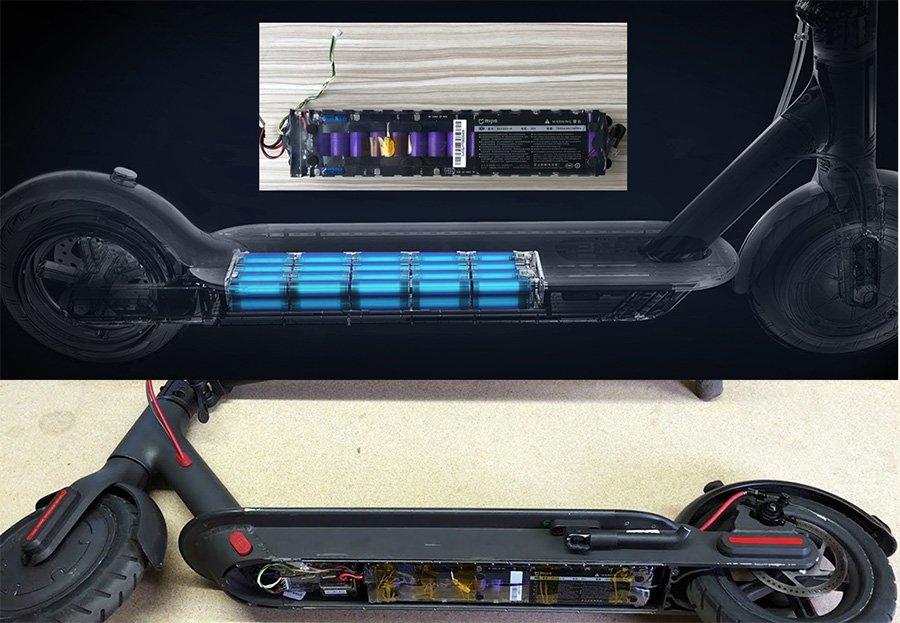 batería xiaomi mijia m365
